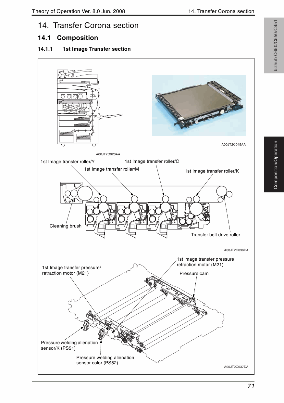 bizhub c350 service manual pdf